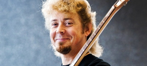 Interview with Henric Blomqvist about his upcoming solo album, September 2013