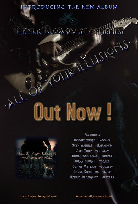 HBF-Album-Release-Poster-2014