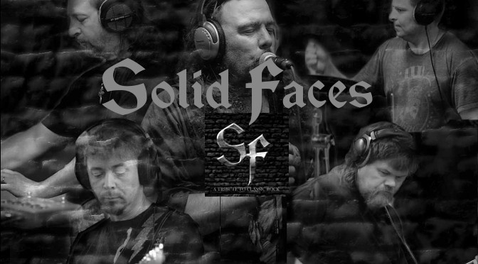 Solid Faces – A Tribute to Classic Rock album released, May 13, 2013