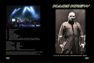 Kaos Krew DVD cover