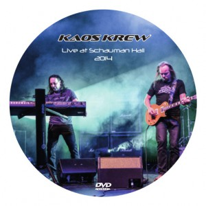 Kaos Krew DVD label