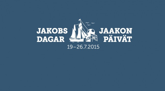 Solid Faces live at Jakobsdagar 2015