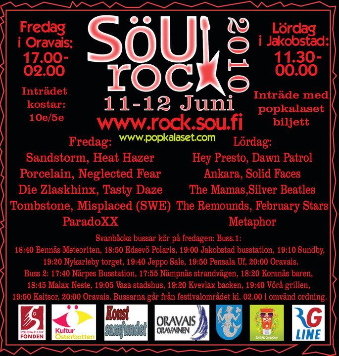 söu rock 2010