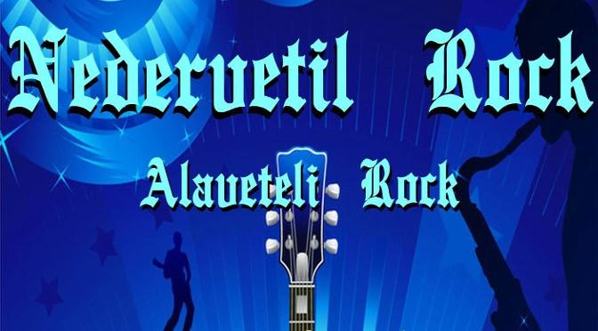 Solid Faces live at Nedervetil Rock